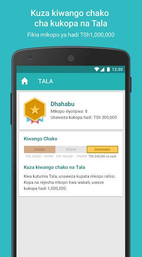 Tala Tanzania screenshot 3