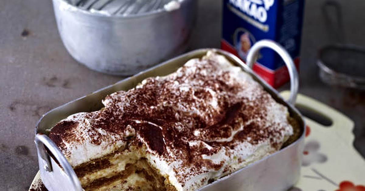 10 Best Italian Dessert Mascarpone Cheese Recipes