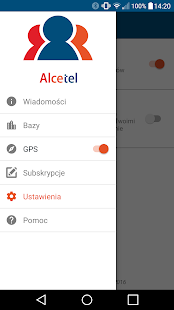 Alcetel- screenshot thumbnail