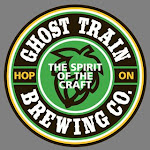 Logo for Ghost Train Brewing Co.