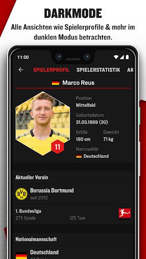 kicker Fußball News 6.6.0 screenshots 3