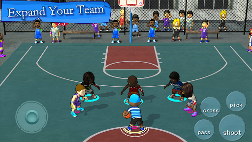Street Basketball Association 3.1.6 screenshots 11