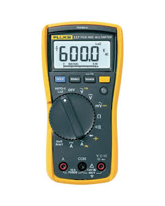 Digital multimeter 117
