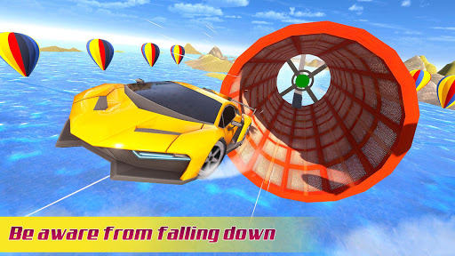 Mega Ramp Car Racing Stunts 3D - Impossible Tracks android2mod screenshots 14