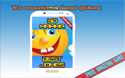Yo mamma best jokes