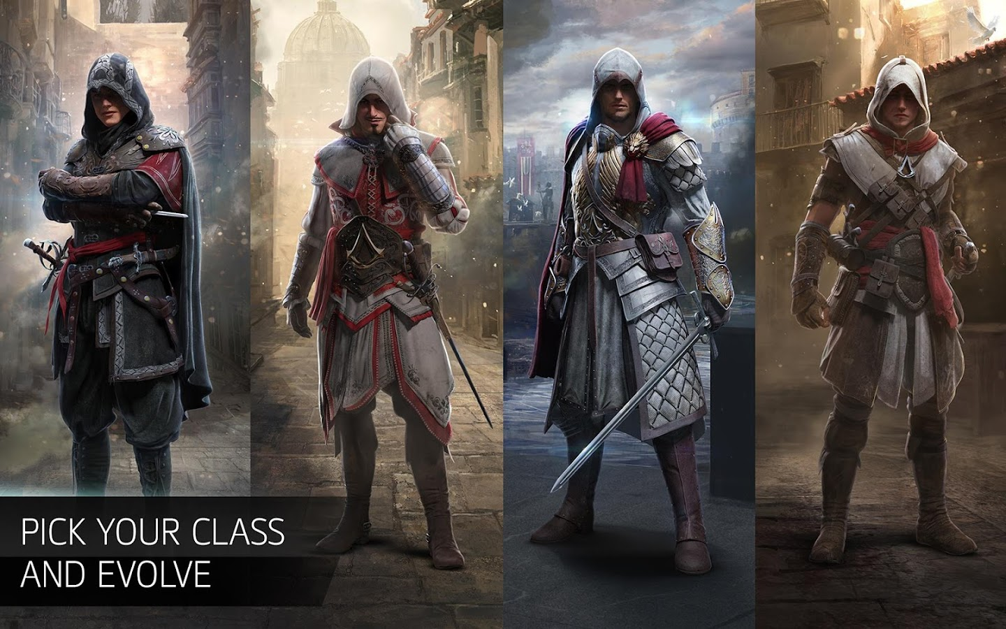 Assassin's Creed Identity- screenshot