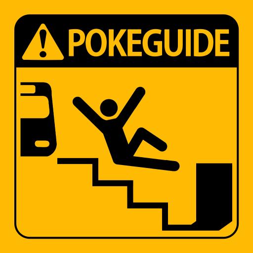 Pokeguide App - Metro Hacks · AR Navigation