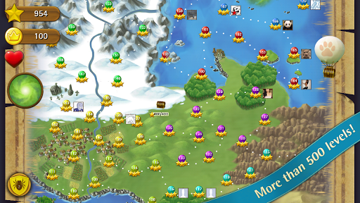 Bubble Witch Saga screenshot 3