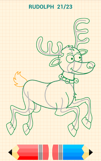 How to Draw Christmas 5.0 Screenshots 5
