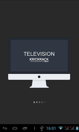Krickrack Island TV