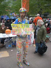 Photo: Occupy Wall Street; photo by Bob Glass; posted with permission by Ari Armstrong.