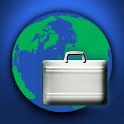 Audiobook - Travel icon