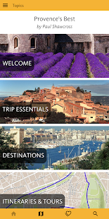 Download Provence's Best: France Travel Guide For PC Windows and Mac apk screenshot 1