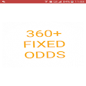 360+FIXED ODDS icon