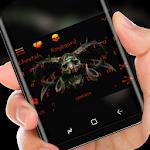 Dark hell Razer Keyboard Icon