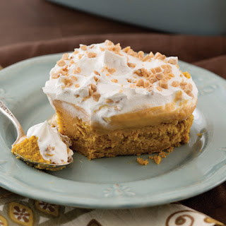 Christy Jordan's Easy Pumpkin-Butterscotch Cake