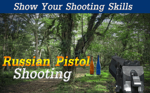 Russian Pistol Shooting