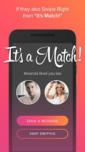 Tinder - Match. Chat. Meet. Modern Dating. screenshot 3