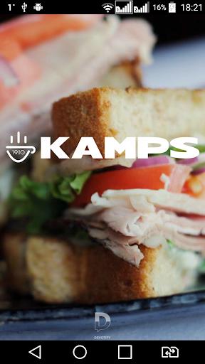 Kamp's 1910 Cafe