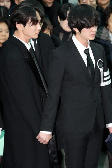 ☆BREAKING) Jonghyun's Funeral Is Happening Right Now