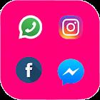 Dual Space (Multiple Account) : App Cloner icon
