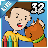 Coloring Book 32 Lite Jim