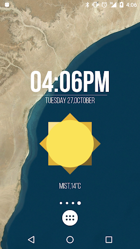 Kustom Weather Plugin  screenshots 2