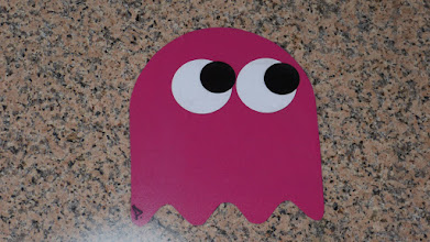 Photo: PacMan-Monster (Pink); PDOT