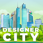 Designer City 2: city building game icon