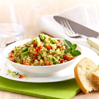 Spiced Bulgur Wheat Recipes.