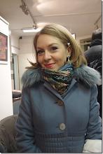 """Photo: BUCHPRÄSENTATION """"DER UNTERGANG DER LIEBE"""" von MEINHARD RÜDENAUER am 13.2.2015. Die Sopranistin Maria Nazarova gestaltete das musikalische Programm.  Foto: Herta Haider"""