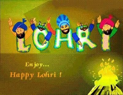 Happy Lohari Images - náhled