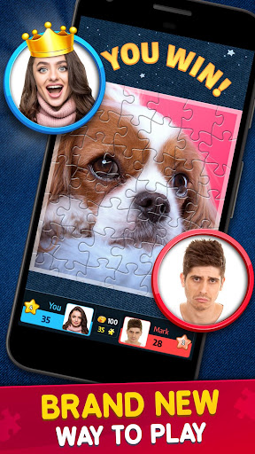 Jigsaw Puzzles Clash - Classic or Multiplayer 1.1.3 screenshots 2