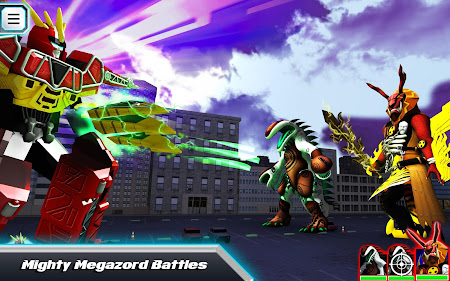 Power Rangers Dino Rumble 1.05 screenshot 202809