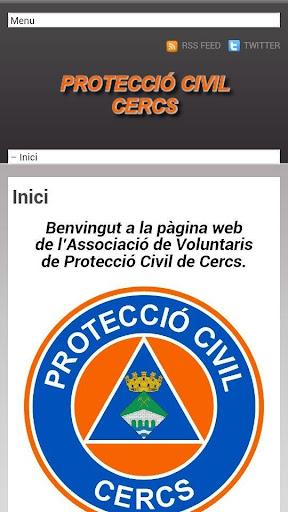 Protección Civil Cercs