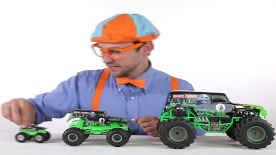 blippi for kids - náhled