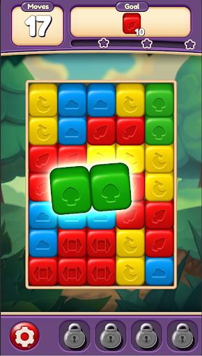 Bunny Pop: Rescue Puzzle Screenshot