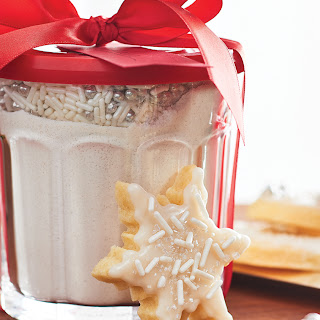 Sugar Cookies In A Jar Gift Recipes