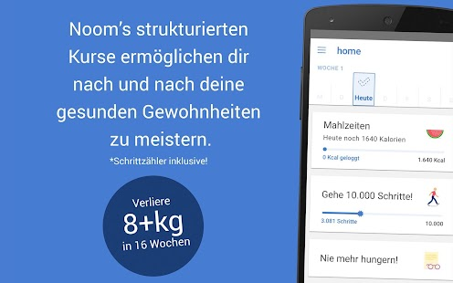 Noom Coach: Gewicht & Health – Miniaturansicht des Screenshots