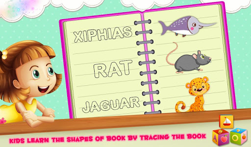 Tracing Letters Fun For Kids v1.0.0