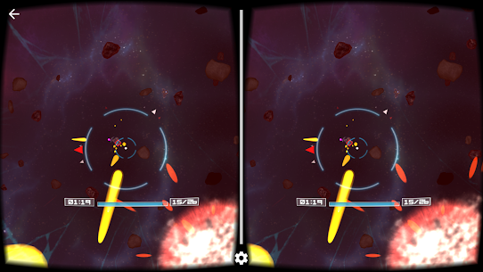 Deep Space Battle VR 4