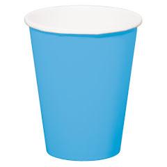Mugg, blå