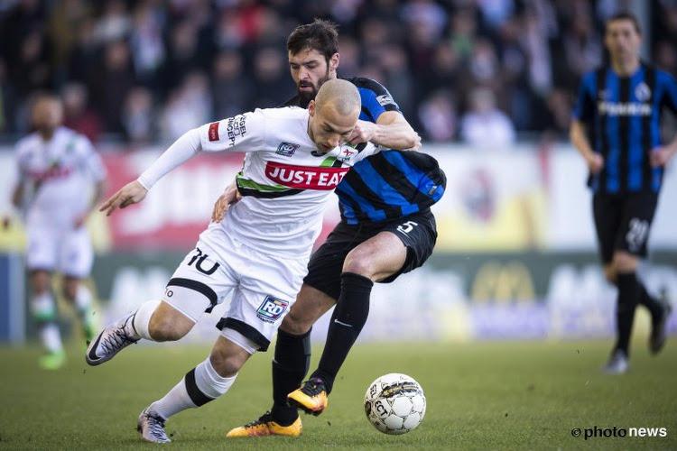 Yohan Croizet a discuté avec deux clubs de D1