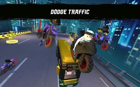 LEGO NINJAGO: Ride Ninja 6