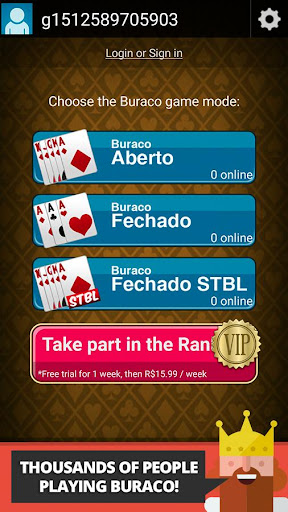 Buraco: Free Canasta Cards  gameplay | by HackJr.Pw 4
