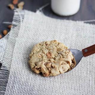 Butterscotch Cashew Pretzel Cookies