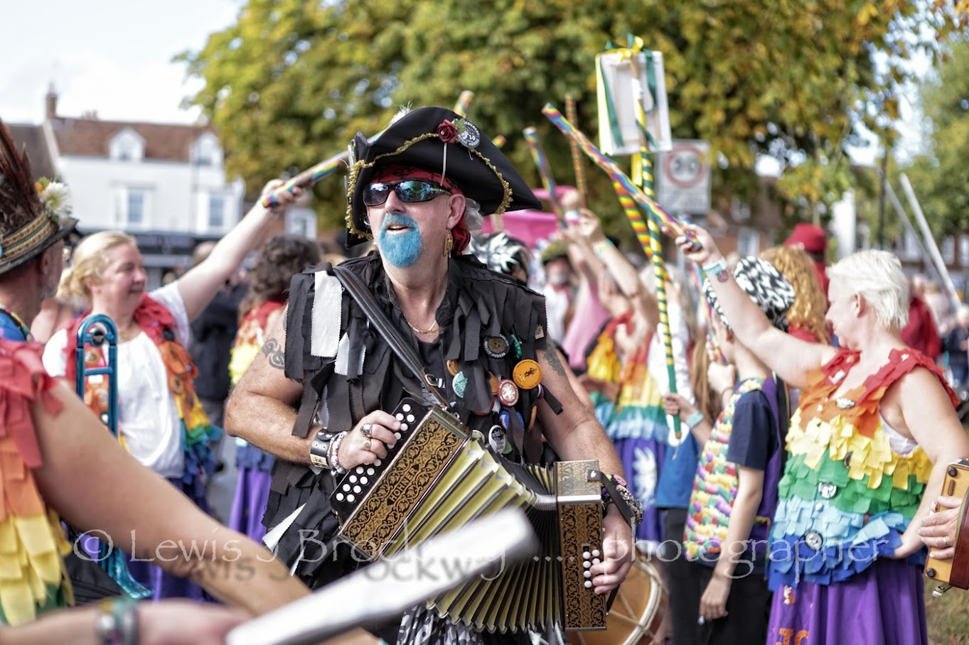 Tenterden Folk Festival photos