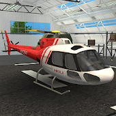 Helicopter Rescue Simulator Icon