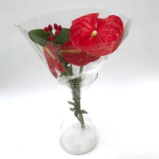 flores bouquet de anturium 3und