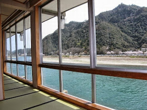 Photo: 広間からの眺め
